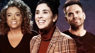 With 'I Love You, America,' Sarah Silverman Has Conquered Late Night Streaming Like No One Else