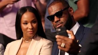 LeBron James Got Daniel Caesaer To Serenade His Wife Savannah For Their Anniversary