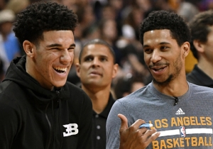 Lonzo Ball Is Excited For His 'Fresh Start' With Pelicans