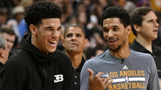 Josh Hart Couldn't Resist Poking Fun At Lonzo's Shooting Form On Instagram