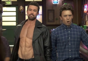 'It's Always Sunny' Star Rob McElhenney Shared How He Went From Fat Mac To Jacked Mac