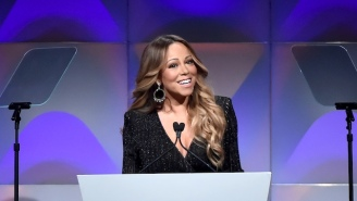 Mariah Carey Profanely Tells You What To Do On Her Smoldering New Song 'GTFO'