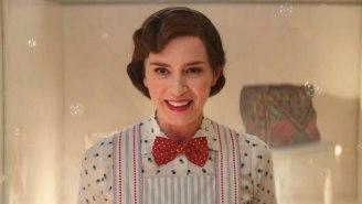 The 'Mary Poppins Returns' Trailer Looks Supercalifragilisticexpialidocious