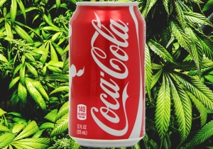 Coca-Cola Has Their Sights Set On The Cannabis-Infused Beverage Game
