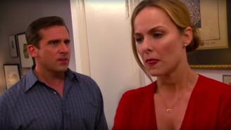 Watch The Best Of Michael And Jan From 'The Office' Curled Up On Your Favorite Foot Of The Bed