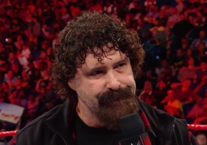 Mick Foley Reportedly Will Not Take Any Bumps At Hell In A Cell