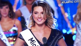 Miss Michigan Blasted The Flint Water Crisis While Introducing Herself At The Miss America Pageant