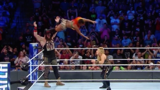 WWE Mixed Match Challenge Mixdown: On The Shoulders Of Giants