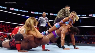 WWE Mixed Match Challenge Mixdown: Dance Break!