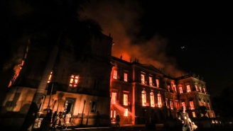 Brazil's Oldest Museum And Its Priceless Collections Have Been Destroyed In A Fire