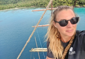 What It's Like To Spend Your 20s Sailing The High Seas In A Tall Ship