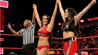 Nikki Bella Says She Hasn't Talked To John Cena Since Their Breakup