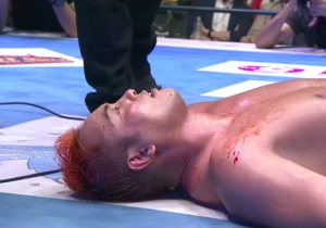 New Japan Pro Wrestling's Destruction In Kobe Ended With Chaos And Betrayal