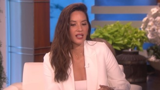 Olivia Munn Says She Was 'Chastised' By Fox After The 'Predator' Cut Scene Debacle