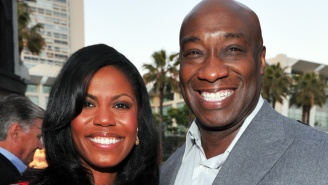 Michael Clarke Duncan's Family And Close Friends Accuse Omarosa Of Faking Her Engagement To The Late Actor