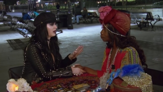 Total Divas Post Match: Voodoo Lady