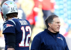 A New Book Claims Tom Brady 'Would Divorce' Bill Belichick If He Could