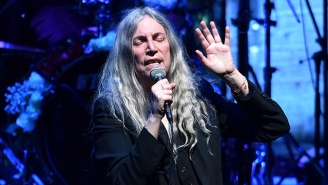 At Pathway To Paris, Patti Smith And Her Daughter Make Saving The Planet A Family Affair