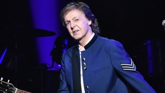 On His New Album 'Egypt Station,' Paul McCartney Still Gives A 'Fuh'