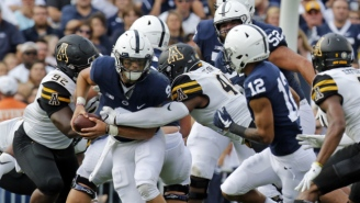 Penn State Survived The Latest Big Ten Upset Attempt From Appalachian State