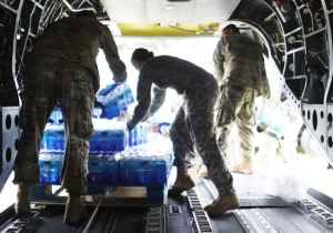 FEMA Confirms That Millions Of Bottles Of Water For Puerto Rico After Hurricane Maria Are Still Sitting At An Airport