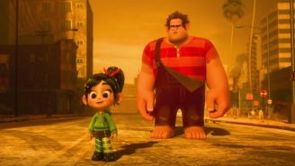 The New 'Ralph Breaks The Internet' Trailer Is Never Gonna Give You Up