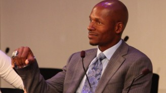 Ray Allen Was Told Not To Settle For Threes Early In His NBA Career