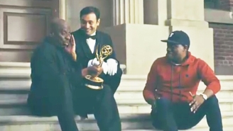 Michael Che's 'Reparation Emmys' Skit Is Easily The Funniest Moment Of The Evening So Far