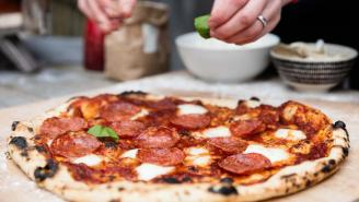 The Ultimate Dream Job Is Here: Getting Paid $1K Per Day To Eat Pizza