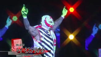 Looks Like Rey Mysterio Will Be Returning To WWE After All