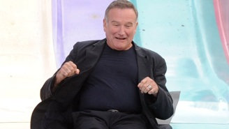The Life And Career Of Robin Williams Will Be Commemorated With An Enormous DVD Set