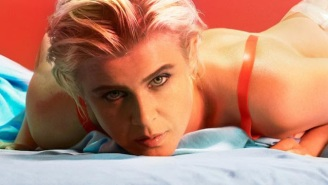 Robyn Finally Announces Her Sweet Comeback Album 'Honey'