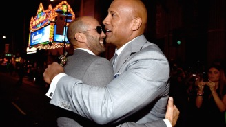 The Rock Shares The First Behind-The-Scenes Look At The 'Fast And Furious' Spinoff
