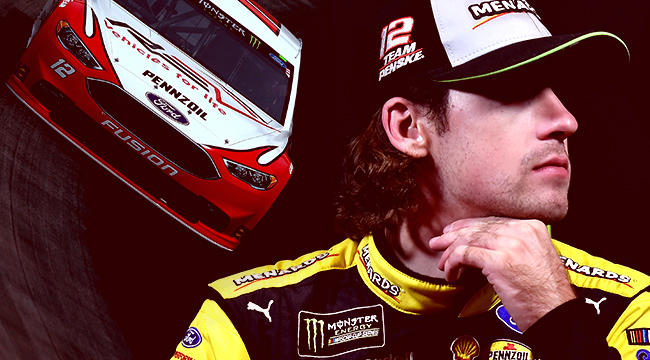 Ryan Blaney Is Hoping To Become NASCAR's Next Renaissance Man