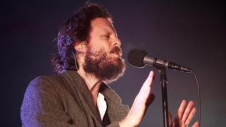 Check Out Father John Misty's Whimsical Cover Of Link Wray's Cult Country Rock Deep Cut 'Fallin' Rain'