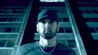 Eminem Battles The Social Media Monster In His Confessional 'Fall' Video