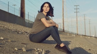 Lana Del Rey Unveils Her 10-Minute Epic 'Venice B*tch' And Announces Her New Album, 'Norman F*cking Rockwell'