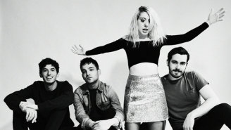 Charly Bliss Return To Bubblegum Grunge With Their Romantic New Single 'Heaven'