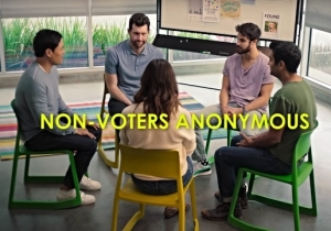 Funny Or Die's Hilarious PSA Explains How Voting Is Like A Childish Gambino Video