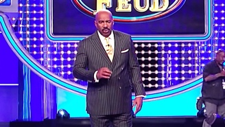 Steve Harvey Responded To Pusha T's 'Story Of Adidon' Diss With A 'Family Feud' Freestyle