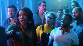 Weekend Box Office: Kevin Hart And Tiffany Haddish Take On Rotten Tomatoes