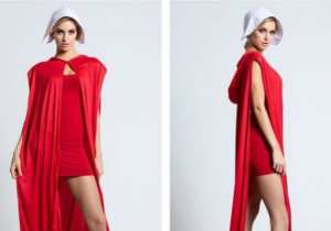 A Halloween Costume Company Had To Apologize For A Sexy 'Handmaid's Tale' Costume