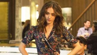 Emmy Rossum's Final 'Shameless' Season Takes An Odd Turn In 'Weirdo Gallagher Vortex'