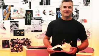 The Air Jordan 33 Designer Takes Us Through Laceless Technology And The Shoe's Space Inspiration