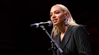 Solange Teased Her First New Music Since 'A Seat At The Table' With A 60-Second Video