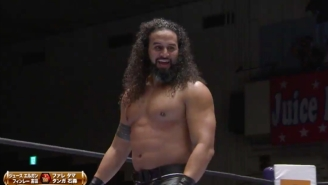 Tama Tonga Does Not See Eye To Eye With New Japan Management