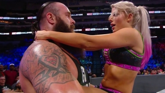 Alexa Bliss Has Been Replaced In Tonight's Mixed Match Challenge Season 2 Premiere