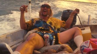 Matthew McConaughey Plays A Free-Spirited Stoner In Harmony Korine's 'The Beach Bum' Teaser