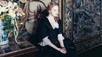 Emma Stone And Rachel Weisz Compete For The Attention Of A Queen In 'The Favourite'