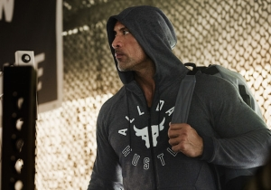The Rock Unveiled His New 'All Day Hustle' Collection With Under Armour